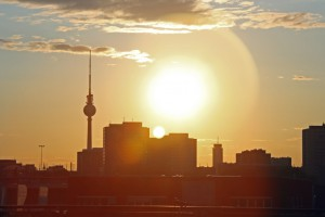 Berlin_Sunset